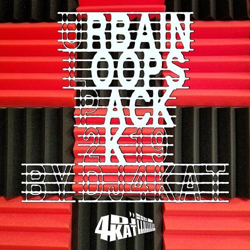 DJ4Kat - Royalty Free Loops Urbain Pack (WAV)