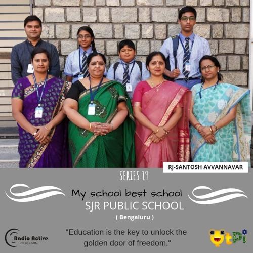 My School Best School Series 19 - SJR Public School - HBR Layout
