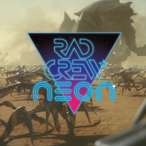 Rad Crew Neon S12E02: Alien Invasion