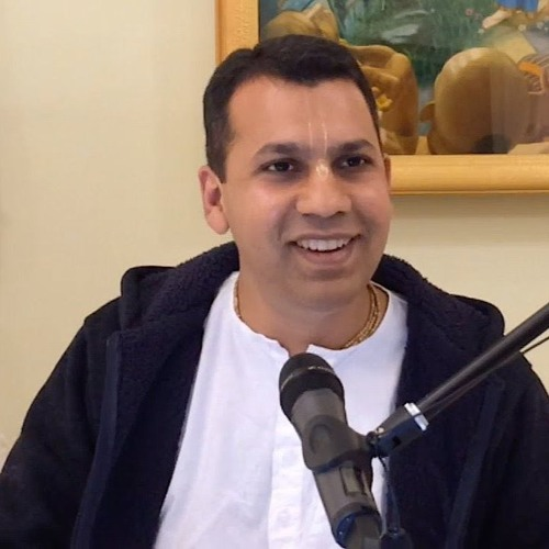 Śrīmad Bhāgavatam class on Fri 1st Feb 2019 by Sri Chaitanya Dāsa 4.20.10