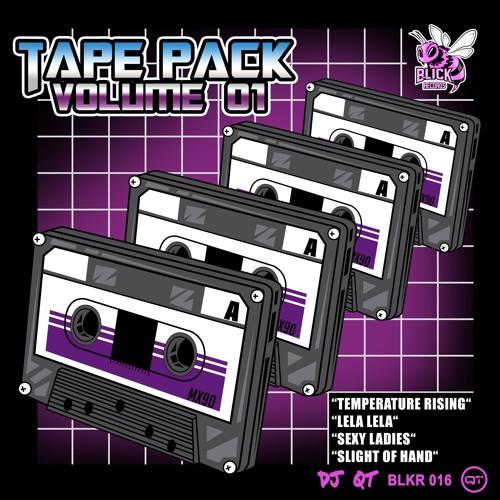 Dj Qt - Tape Pack Vol 1 (EP) 2019