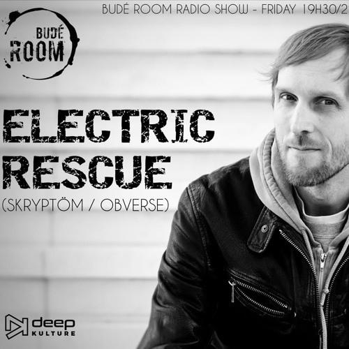 Budé Room Radio Show reçoit Electric Rescue - Full Show