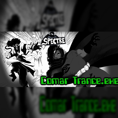 The Spectre - Season 1 - Episode 2 - Comar Trance.exe by RB Comics