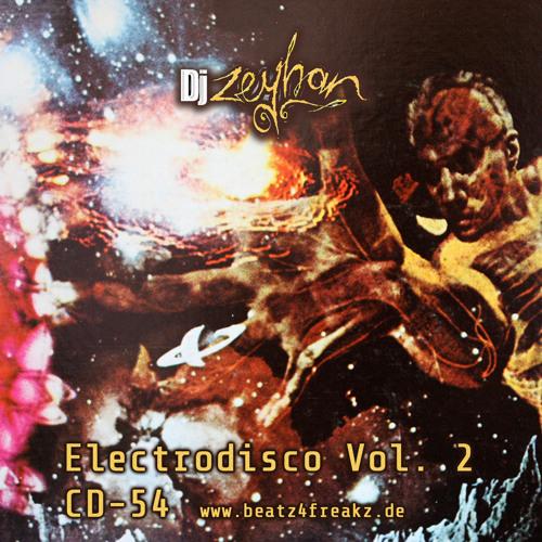 Electrodisco Vol. 2 - CD 54
