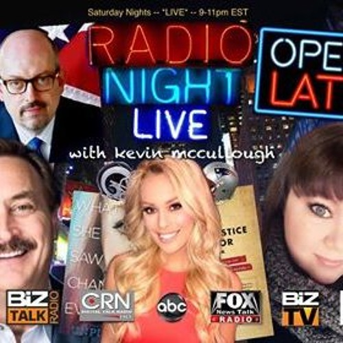 20190202 Radio Night Live Lisa DePasquale Brit Mchenry Hour 2