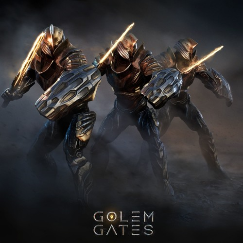Golem Gates OST - Shapeless
