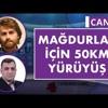 Ismail Sezgin - Türkiye'deki insan hakları mağdurları için 50KM yü