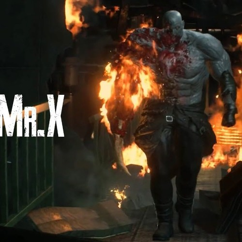 Resident Evil 2 Remake Ost Vs Super Tyrant Mr X 2nd Form Boss