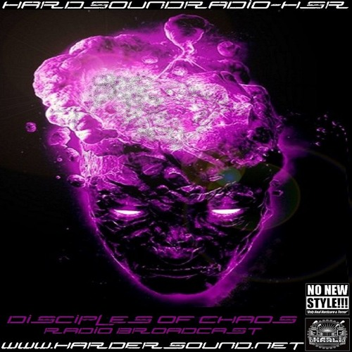 Dj R.Shock - DOC On HardSoundRadio-HSR