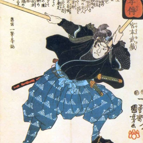 96. Podcast Mužom.sk: Kniha piatich kruhov (Mijamoto Musaši)