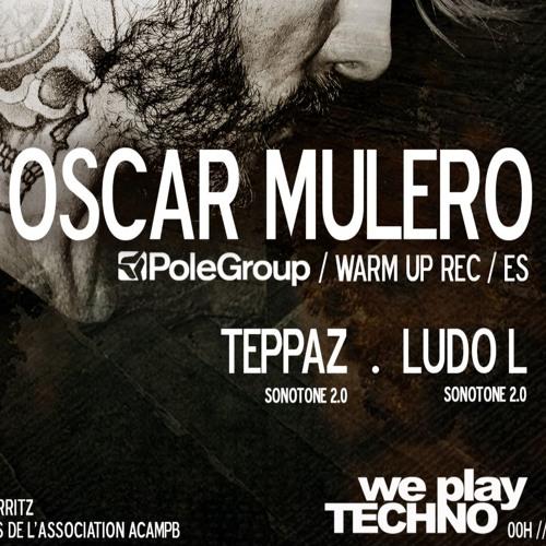TEPPAZ - We Play Techno - Djset @ Sonotone 2.0 (19.01.19)