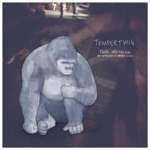 "Tempertwig - ""FAKE NOSTALGIA: An Anthology of Broken Stuff"""