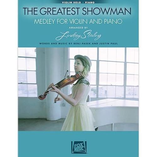 The Greatest Showman Piano Accompaniment Sample