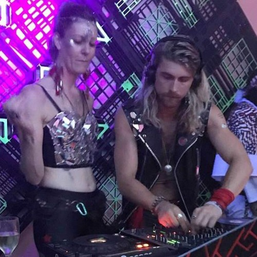 Searsha b2b Sassafras @ Wildwood - Guardians of the Galaxy (29/12/18)