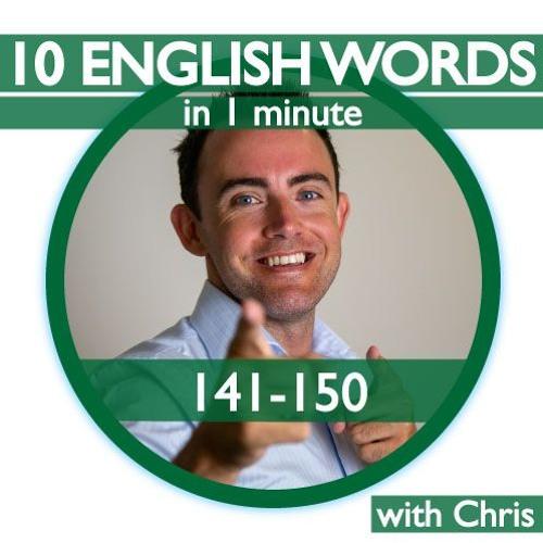 141-150 (Free English Vocabulary with Chris)