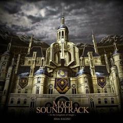 Magi ~To Kingdom of Magic~ OST - L'Arabesque_Folie