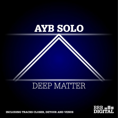 BRB Digital 035 (Ayb Solo - Deep Matter EP) - Snipping