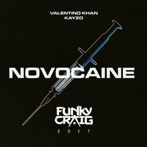 Valentino Khan & Kayzo- Novocaine -(FUNKY CRAIG EDIT)-