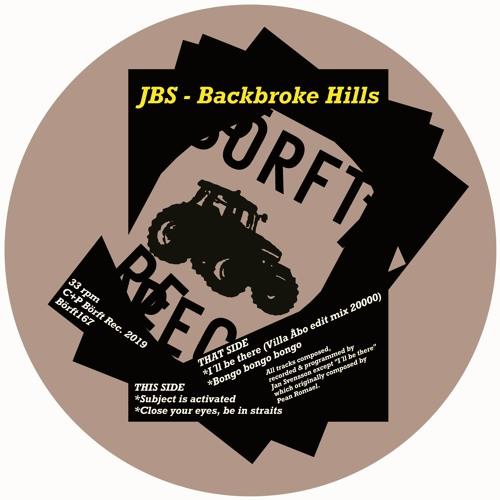 JBS - Backbroke Hills (Borft167 - 2019) by Börft Records