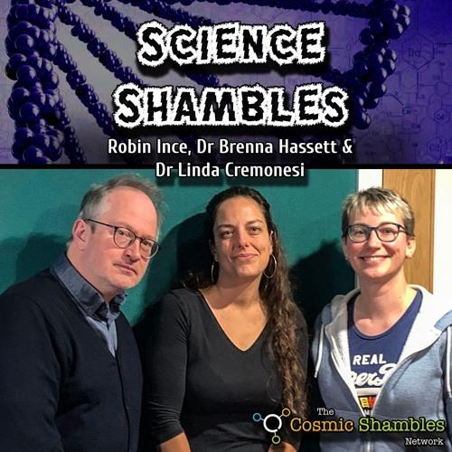 Science Shambles - Neutrinos and CSI Mesopotamia