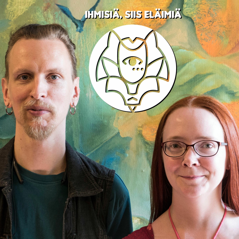 #34: Maija Haavisto. Krooninen väsymysoireyhtymä CFS, kärsimys, suhtautuminen