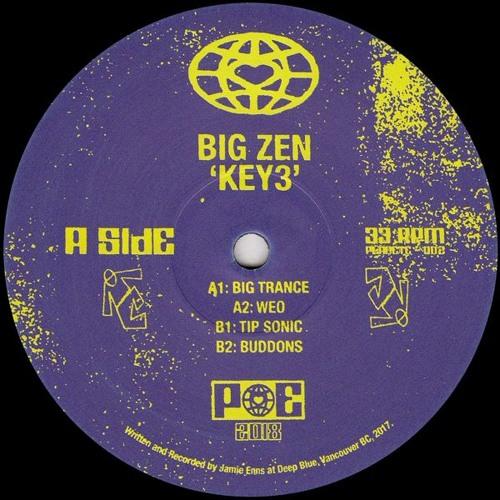 "Big Zen ""Key 3"""