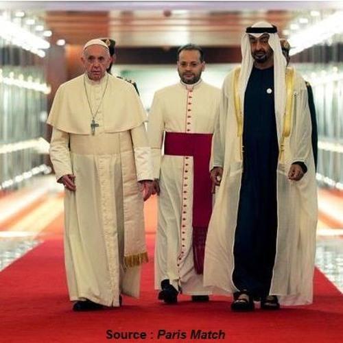 Le Mot De L'info 5 février - Pape François À Abu Dhabi