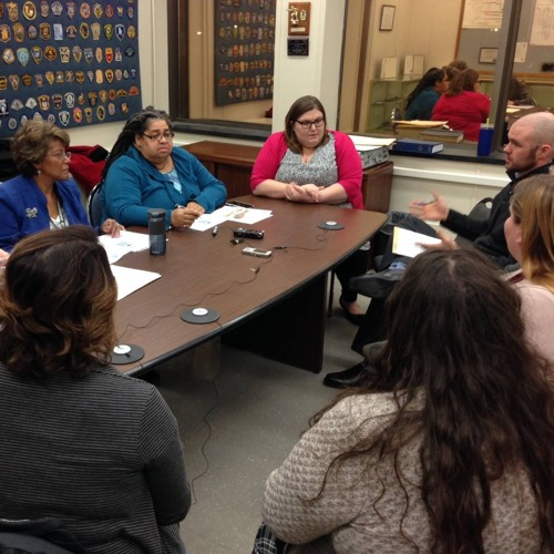 Community Matters - Jamestown Public Safety Committee Jan. 14 Gateway Lofts Discussion