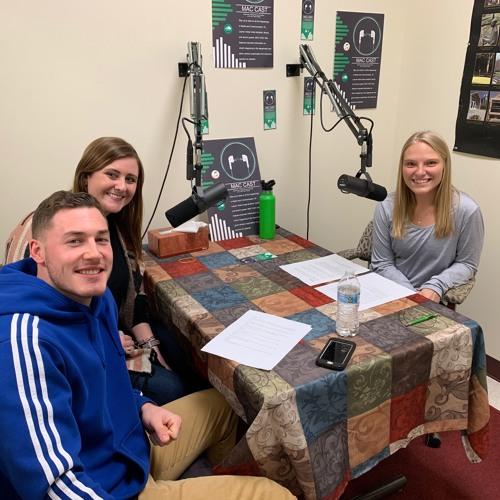 Season 3, Episode 10: Guest Host Alex Prayne Interviews Allison Smith and Tyler Adams