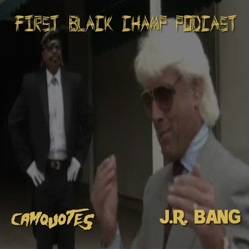 First Black Champ - Scarface Told Me To STFU, So He Right About Ric Flair