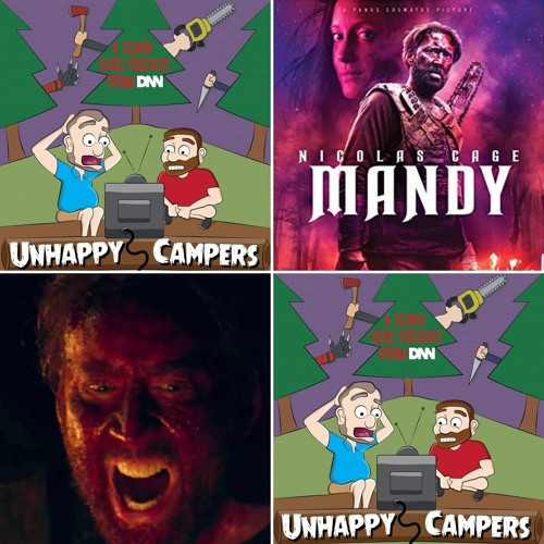 Unhappy Campers 4. Mandy (2018)