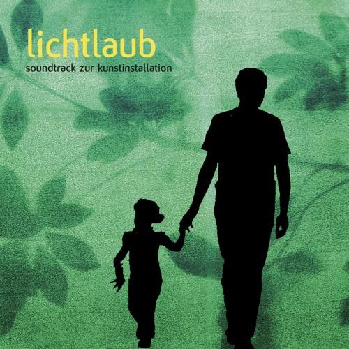 Lichtlaub - Licht- & Klanginstallation von Martin Böttcher, Corinna Zürcher und Maik Oehme