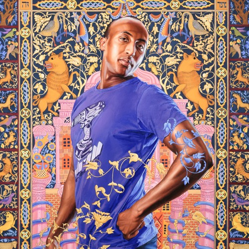 Kehinde Wiley on Alios Itzhak (The World Stage: Israel)