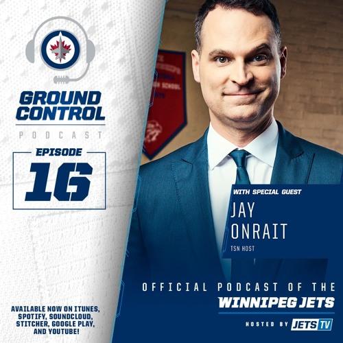 Ground Control - Episode 16 (Jay Onrait)