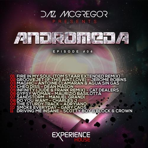Andromeda Episode 04 by Daz McGregor | Free Listening on SoundCloud