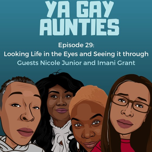 Episode 29: Looking Life in the Eyes and Seeing It Through