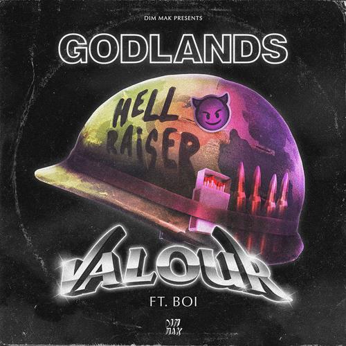 Godlands - Valour (feat. BOI)