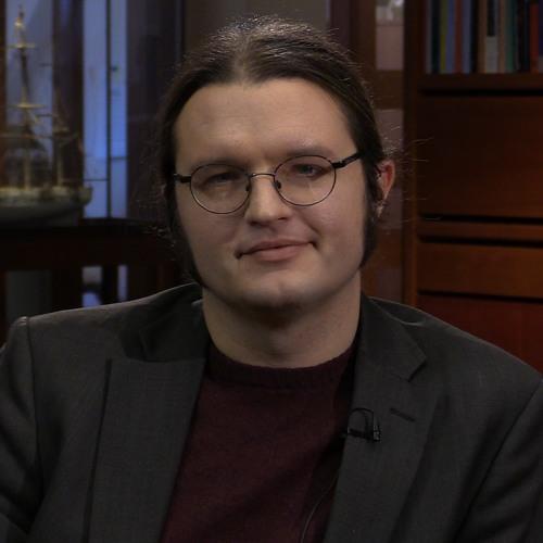 Om bysantinsk litteratur med Fredrik Sixtensson