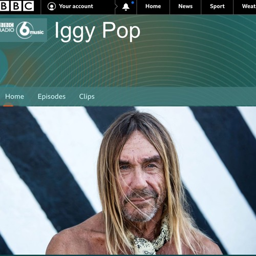 Iggy Pop plays 'Lava Quente' from Rastrumentals