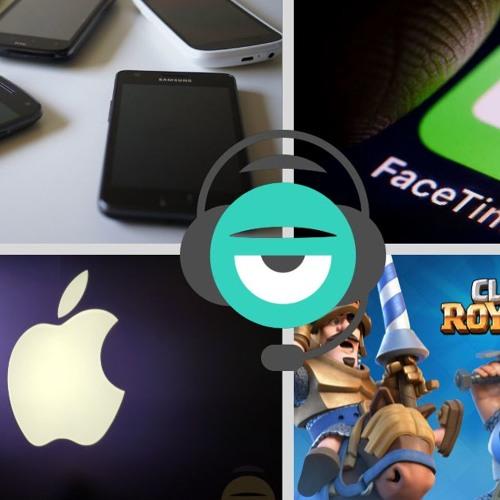 3 στον αέρα S02E21: Motorola, Μερίδια smartphones, Facetime, Google και Clash Royale