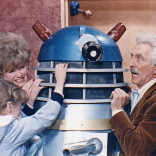 PODcastica - Episode 147: Dr. Who and the Daleks OR Someone Set Us Up the Bomb