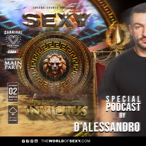 SEXY Carnival Edition 2019 - Special PROMO MIX By D'ALESSANDRO