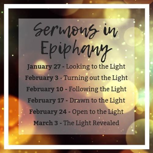 Discerning Spirits: Focusing on the Light  February 3, 2019