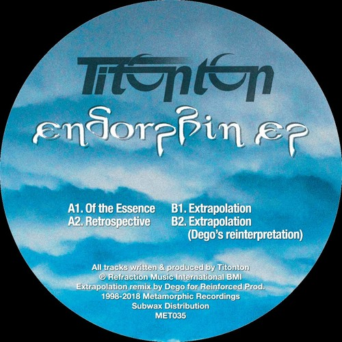 Titonton - Endorphin EP clips