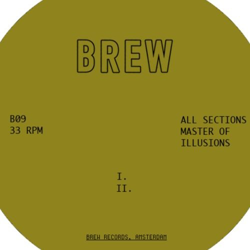 """BREW 09 -SNIPPETS- Master Of Illusions 12"""""""
