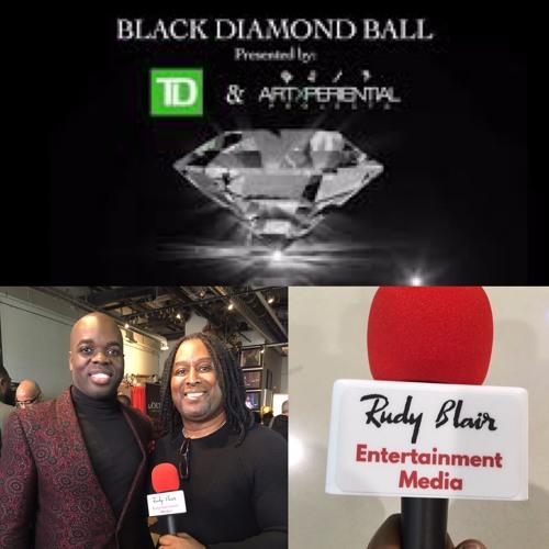 Chat w Shawn Cuffie on TD'S BLACK DIAMOND BALL 2019