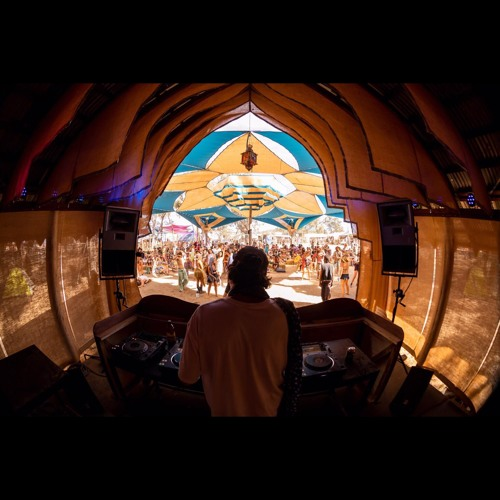 Jmcee @ Rainbow Serpent Festival 2019. Chill Stage.