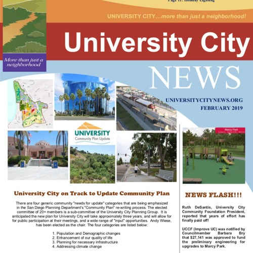 UCCA Newsletter February 2019 Part 2
