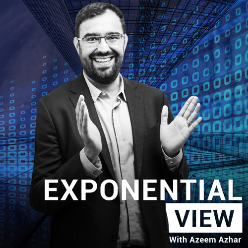 Technology Diffusion & the Rise of Asia: Parag Khanna in Conversation with Azeem Azhar