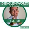 161-170 (Free English Vocabulary with Chris)